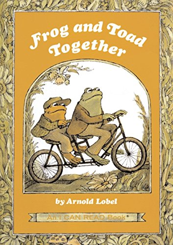 Book Cover: Frog and Toad Together