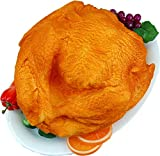 Flora-cal Products Fake Turkey on Oval Tray
