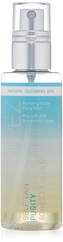 St. Tropez Self Tan Purity Bronzing Water Face Mist, 2.7 Fl Oz