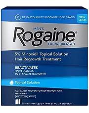 روجين سائل موضوعي 5% للرجال لعلاج تساقط الشعر