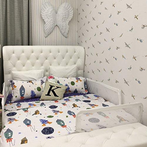 Brandream Boys Galaxy Space Bedding Set Kids Bedding Set ...