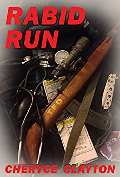Rabid Run: Living in the Quarantine Zone (TZA:  Rabid Run Book 1) by [Clayton, Cheryce]
