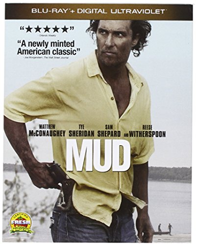 Blu-ray : Mud (Ultraviolet Digital Copy, Widescreen, Dolby, AC-3, Digital Theater System)