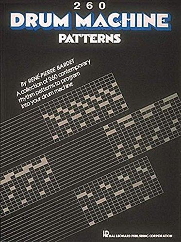 260 Drum Machine Patterns - Leonard Patterns Hal