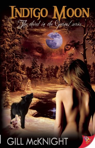 Books : Indigo Moon (Garoul Series)