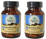 (2 PACK) - Organic India - Beautiful Skin | 60's | 2 PACK BUNDLE …
