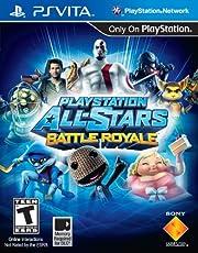 PlayStation All-Stars Battle Royale - PS Vita