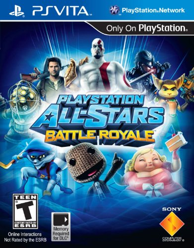 PlayStation All-Stars Battle Royale]()