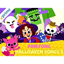 Pinkfong! Halloween Songs