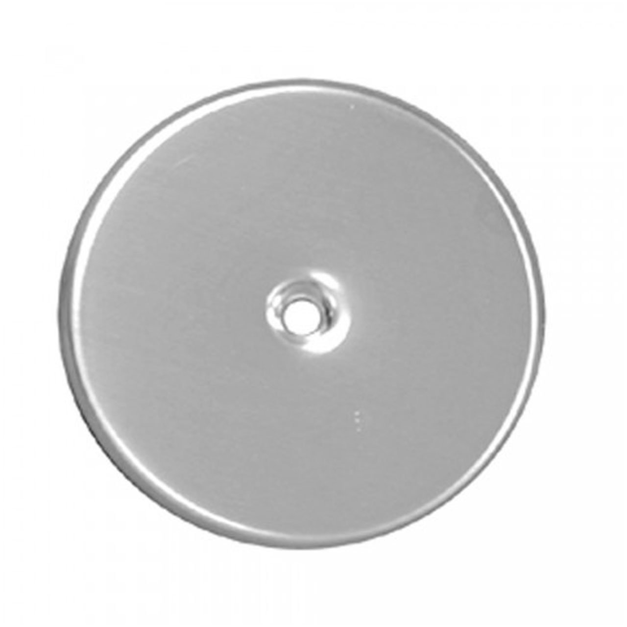 Jones Stephens Corporation C90600 6'' Cleanout/Extension Cover, Small, Stainless steel