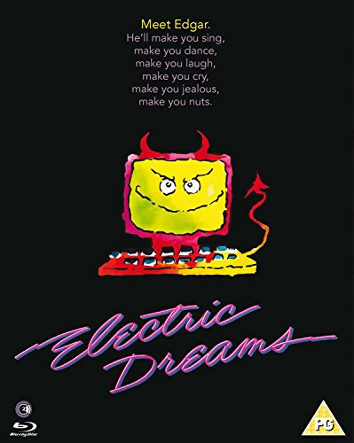 VHS : Electric Dreams [Blu-Ray] (IMPORT) (No English version)