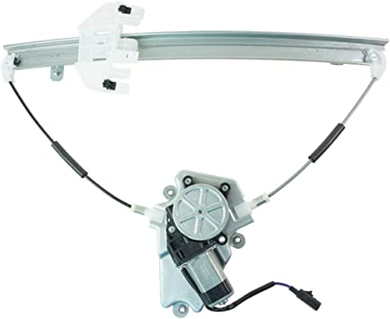 Power Window Regulator w// Motor Front RH Right Passenger Side for Charger 300