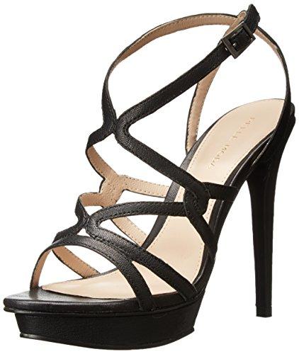 Pelle Women's Moda Farah2 NP Black Sandal Dress rZrpw1xAq
