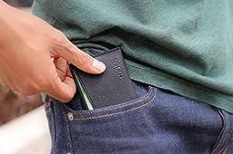 Dash Co. Premium Slim Wallet (Black)