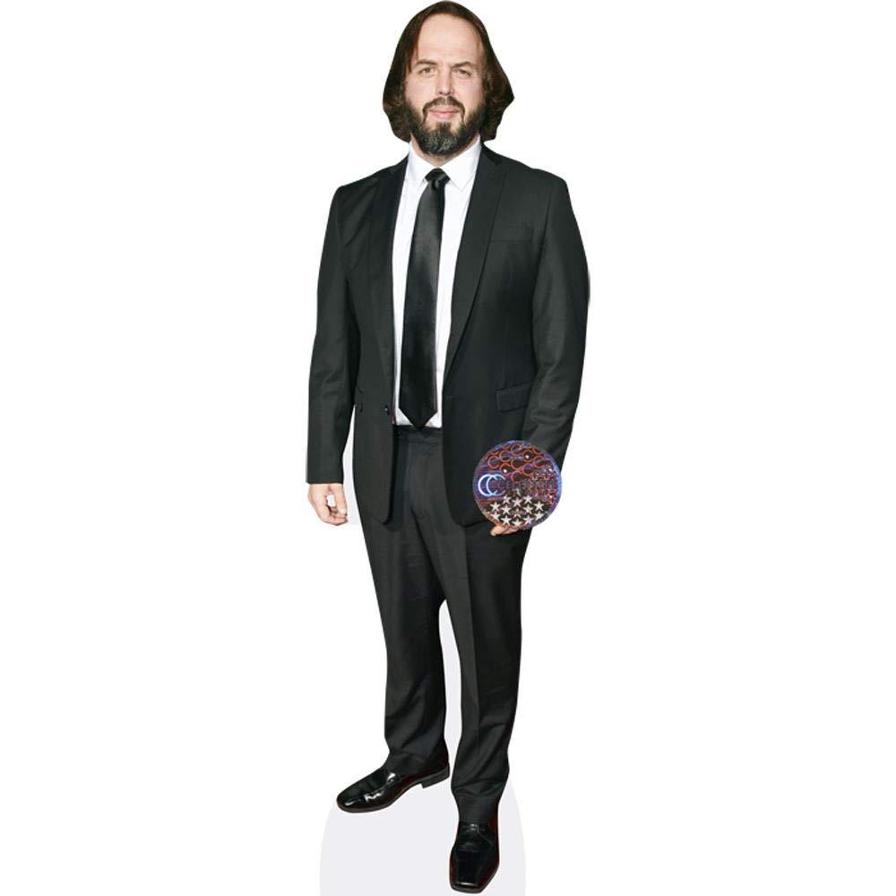 Celebrity Cutouts Tom Holland Pappaufsteller lebensgross Black Outfit