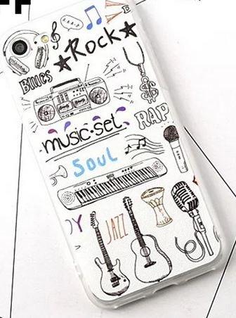 Coque Iphone 7 Rock Spirit Blanche