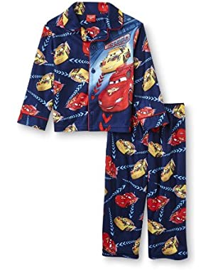 Cars Baby-Boys Infant 2pc Coat Pajamas Set