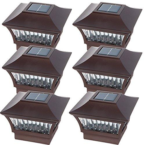 Outdoor Lighting Fixtures Stained Glass in US - 8