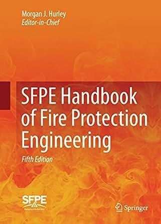 sfpe handbook of fire protection engineering 5th edition pdf