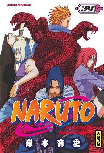 Naruto n° 39<br /> Naruto 39