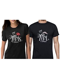 Custom Couples Shirts - His and Hers - Mr and Mrs - Anniversary Shirt - Honeymoon shirt - Design Your Own Shirts fCRMxVvPS8
