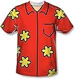 Glenn Quagmire Family Guy T-Shirt Costume-Mens Medium