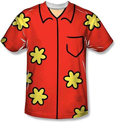Glenn Quagmire Family Guy T-Shirt Costume-Mens Small ()