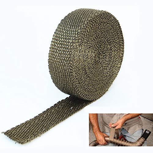 5cmX5M titanium heat pack temperature Dark gold heat tie replacement car -