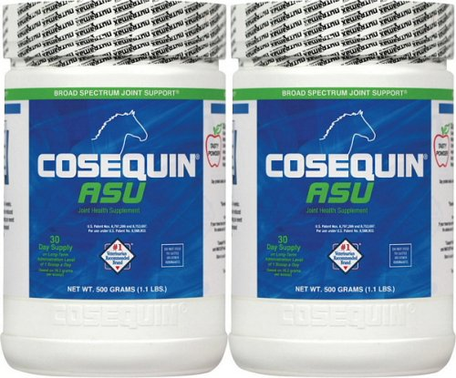 Nutramax Cosequin Equine ASU 1000g (2 x 500g) by Nutramax