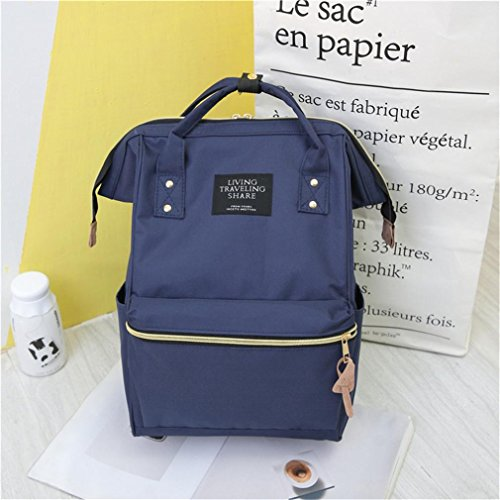 Lightweight Fashion Unisex and Work Shoulder Bags Backpack Outdoor Travel Zipper Women Men 2 Bags for Multicolor Backpack Casual School Bags Softback Bookbags Double Daily 5A5qwxd
