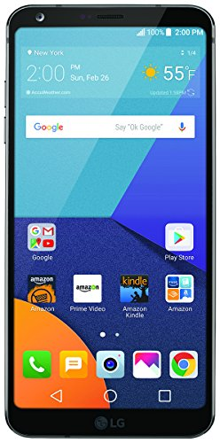 LG G6  32 GB  Unlocked (AT&T/T-Mobile/Verizon)  Black  Prime Exclusive