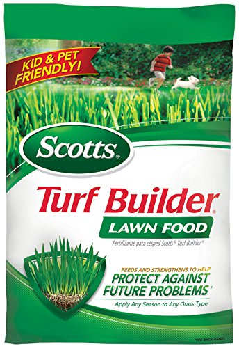 Scotts Turf Builder Lawn Food, 5,000-sq ft (Lawn Fertilizer) (Scotts Food)