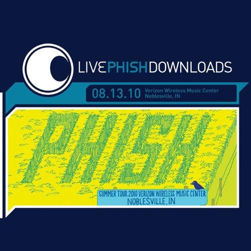 Live Phish: 8/13/10 Verizon Wireless Music Center, Noblesville, IN ()