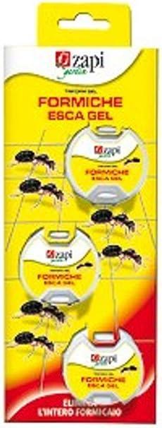 ZAPI Esca insetticida Zapicid Formiche Gel Box