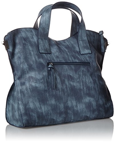 shoppers Bag Denim Tamaris Ursula Shopping Bleu qHF6tw