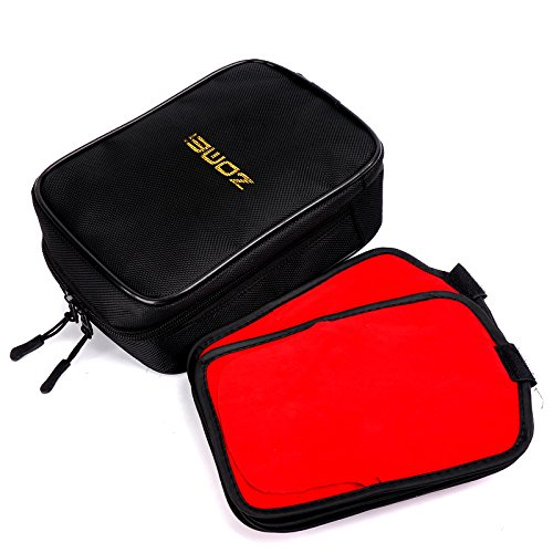Leoie Portable Waterproof 16 Pockets Camera Filter Bag Wallet Case Pouch by Leoie