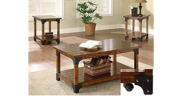 Coffee Table And End Tables 3