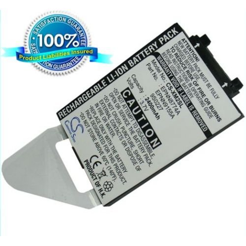 2400mAh Battery Delphi MyFi XM2GO, MyFi SA100013, Delphi TXM1000, XMTSZ03089-00 Portable XM Satellite Radio -