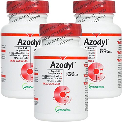 3PACK Azodyl Small Caps (270 count) by Azodyl