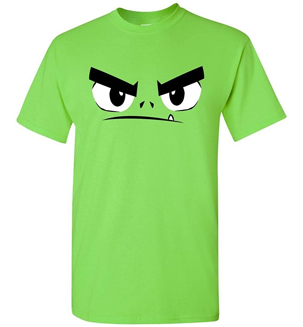 Beast Boy Angry Face Teen Titans T-ShirtBeast Boy Angry Face Teen Titans T-Shirt