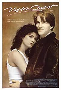 Vision Quest 27 x 40 Movie Poster - Style A by postersdepeliculas