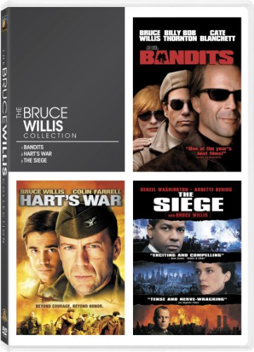 Bruce Willis Triple Feature (Bandits / The Siege / Hart's War)