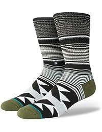 New Stance Men's San Blas Crew Sock Grey