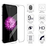 boldR Ballistic Glass. Protector de vidrio templado para iPhone 7 plus/ Mica protectora de vidrio para iPhone...