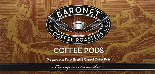 Baronet Coffee Blast Mega Coffee Pods, 48 -