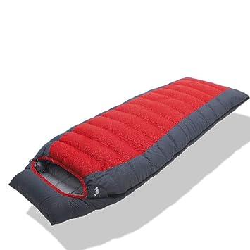 ERKEJI Ultraligero Saco de Dormir Sobre edredón Saco de Dormir al Aire Libre Camping Bolsa de Dormir: Amazon.es: Hogar
