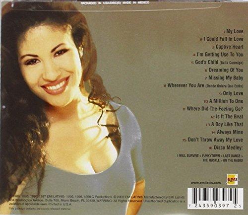 Buy selena quintanilla cd hit