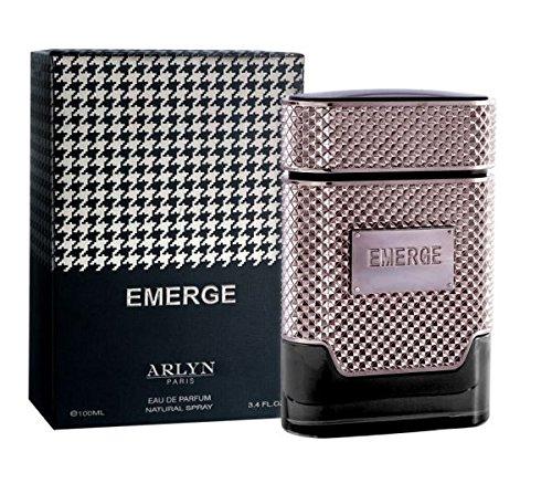 Arlyn Paris Emerge schwarz Parfum for Men