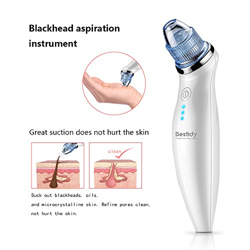 Bestidy Comedo Suction Microdermabrasion Diamond Machine