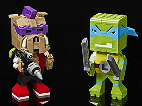 Amazon.com: SDCC 2016 Mega Bloks Exclusivo TMNT kubros ...